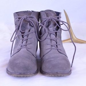 Steve Madden Rawlings Suede Boots Sz 10